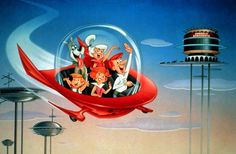 Concept Car Imitates Space Craft From The Jetsons | Quipster