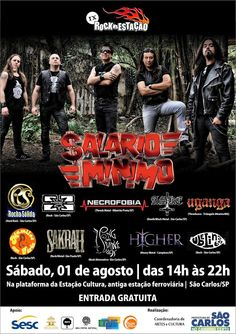 Resenha do Rock: Uganga e Higher entre as atrações do Festival Rock...