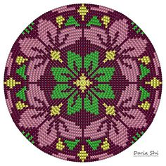 You are in the right place about topflappen stricken muster Here we offer you the most beautiful pic Tapestry Crochet Patterns, Crochet Stitches Patterns, Crochet Art, Beading Patterns, Cross Stitch Patterns, Mochila Crochet, Tapestry Bag, Crochet Diagram, Loom Beading