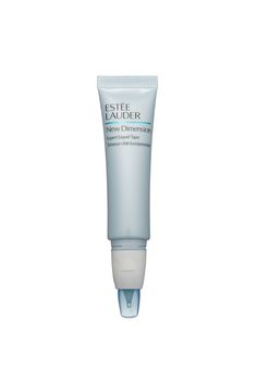 """Esteé Lauder New Dimension Expert Liquid Tape tightening formula is packed with collagen-boosting ingredients that have """"not only an instant effect but also long-lasting antiaging results,"""" says ELLE China's Helena Hu.   - ELLE.com"""