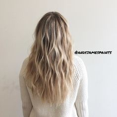 #WINTER WAVES PAINTEDBY#ME #AndyPaints#hair#instahair#love#beautiful#ombre#sombre#sallyhershbergerla#balayage#igers#instadaily#hairporn#ighair#NyCHair#LAHair#MiamiHair#perfecthair#SFHair#sobe#LA#MIAMI.  @marcostrueba_hair by andyjamespaints