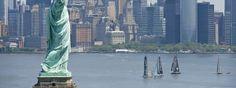 """V., 30 MAY 2014   (Noticias) NUEVA YORK > ENTRETENIMIENTO - """"La vela de Barcelona se luce en Nueva York""""."""