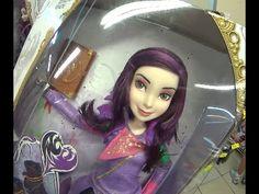 Descendentes Descendants Filme TV  Mal boneca filha da Malévola Disney I...