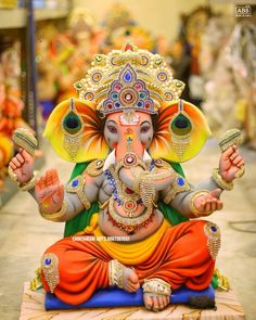 Ganesh images for this ganesh chaturthi Ganesh Pic, Jai Ganesh, Ganesh Lord, Ganesh Idol, Ganesh Statue, Shree Ganesh, Ganesh Chaturthi Decoration, Happy Ganesh Chaturthi Images, Shri Ganesh Images