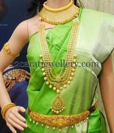 Malabargold- Long wedding Chain