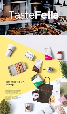 Visual Identity, Brand Identity, Mozzarella, Kids Poster, Lorem Ipsum, Software, Graphic Design, Bar, Food