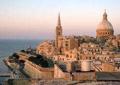 A view of Malta's capital, #Valletta, Copyright: Sylvaine Poitau/Apa Publications.