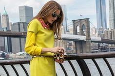I Want What She's Wearing: Transitioning Summer Brights