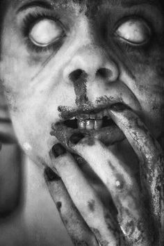 |  http://pinterest.com/toddrsmith/boards/  | -  Creepy face - #R0UGH -
