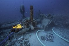 Phil Short: 7,000 dives from ancient shipwrecks to WW2 aircraft wrecks - and anything else in between!