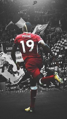 Fc Liverpool, Liverpool Football Club, Sadio Mane, Red Day, You'll Never Walk Alone, Soccer, Darth Vader, Wallpapers, Fictional Characters