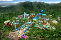 Чанг Лонг «Водный Мир» (Chime-Long Water Park), Китай
