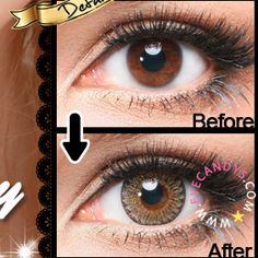 Say goodbye to small, dull eyes! Authentic GEO Berry Holic circle colored contacts are designed with brilliant jewel tones to add a whole new dimension to your eyes. Authentic GEO fashion cosmetic contacts are US FDA approved for maximum safety when wearing.