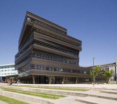Herouville-Santi-Clair #Hotel / Platform Architectures ~ #DesignDaily Network