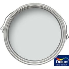 Dulux Natural Hints Cornflower White - Matt Emulsion - 5L at Homebase -- Be inspired and make your house a home. Buy now.