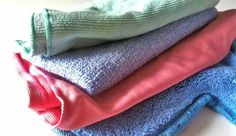 Microfiber Review and Giveaway-I would like to try the antibac hand towel, but would love to try any of them!