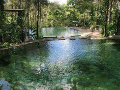 Aguas Termales de Santa Teresa, es un santuario exclusivo localizado en