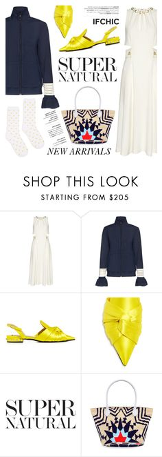 """""""New Arrivals!"""" by ifchic ❤ liked on Polyvore featuring 10 Crosby Derek Lam, Ganni, N°21, Sophie Anderson and contemporary"""