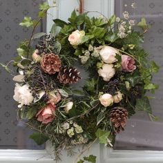 Luxury Woodland Wreath