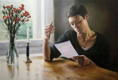 """The Letter"" by Tina Spratt"