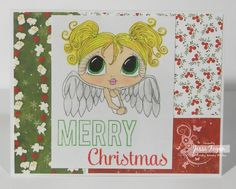 We have a terrific sketch and a wonderful sponsor this week at Tuesday Morning Sketches - you could win from Sherry Baldy Designs just fo. Tuesday Morning, Christmas Cards, Merry, Snoopy, Sketches, Sayings, Character, Design, Xmas Cards