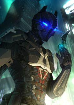 The Arkham Knight by Davin Arfel http://longlivethebat-universe.tumblr.com/post/138665246487/the-arkham-knight-by-davin-arfel