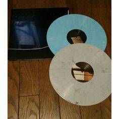 pretend - tapestry'd life | blue and grey vinyl /200 | #topshelfrecords #nowspinning #nowplaying by youdesperatecloud