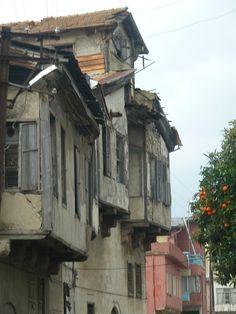 Buildings in old town Tarsus by mattkrause1969, via Flickr