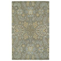 Helena Sage (Green) 5 ft. x 7 ft. 9 in. Area Rug