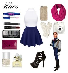 """Hans Genderbend"" by crystalgems125 ❤ liked on Polyvore featuring Charlotte Russe, Wolford, Vivienne Westwood, Fujifilm, Nails Inc., WearAll, NARS Cosmetics, Maybelline, Smashbox and Michael Kors"