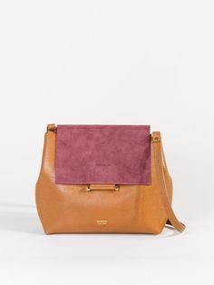 IMAGO A Carre Shoulder Bag in Raspberry Multi