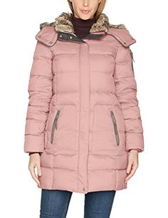 Esprit 097ee1g045 Manteau Femme Violet (Mauve 550) Medium Mauve, Cute Woman, Outerwear Women, Violet, Coat, Lego Knights, Winter Jackets, Purple, Stuff To Buy