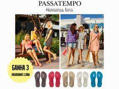 Amostras e Passatempos: Style It Up - Passatempo Havaianas
