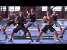 Les Mills Combat ~ 03 ~ Combat 45 ~ Power Kata - YouTube