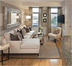 Fantastic Small Living Room Interior Idea 51
