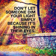 Good morning, And have an #Awesome Sunday! Do not let anyone stop your #Shine!