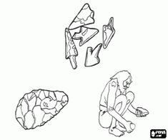 Prehistory coloring pages printable games Desktop Images, Desktop Pictures, Free Coloring Sheets, Coloring Pages, Prehistoric Man, Key Photo, Free Hd Wallpapers, Teaching Materials, Print Store