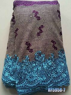 Latest Net French Lace Material High Quality French Net African Lace Fabric With Stone Nigerian Wedding African Lace