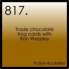 fiction bucketlist.