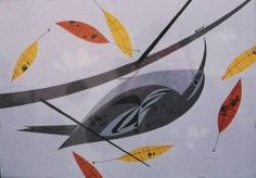 Brown Creeper by Charley Harper