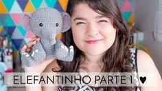 gratis free:Amigurumi do Zero #36 - Como Fazer um Elefante  - Parte 1 // Se quiser receber a emails sobre amigurumis e o que tenho produzido por aqui se inscreve aqui que eu te conto: http://ift.tt/2pfQo5U Também estou aqui ó.. vem cá vamos conversar: Blog: http://www.two-bee.com Facebook blog: http://ift.tt/2p2wgaF Instagram: http://www