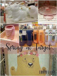 Shopping: Spring at
