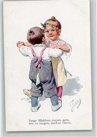 Feiertag, K. BKW Serie 777-5 Kinder - Tanz -