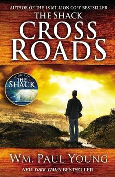 Cross Roads By Wm. Paul Young - just finished this book; it is fascinating  and difficult to put down. Highly recommend it.