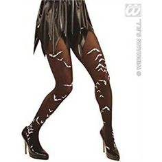 Black Pantyhose With Bats Lingerie for Halloween Vampire Fancy Dress Accessory for sale online Fancy Dress Plus Size, Plus Size Dresses, Black Pantyhose, Black Tights, Nylons, Women's Tights, Vampire Fancy Dress, Pirate Halloween Party, Halloween Karneval