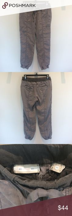 d3f88f8053c37 Joggers from Anthropologie Hei--Hei brand joggers from Anthropologie. Super  soft