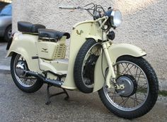 Moto Guzzi Galletto
