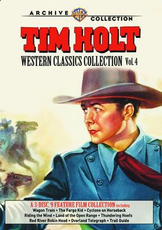 Tim Holt Western Classics Collection Vol. 4