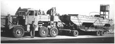 Scammell Pioneer Transporter