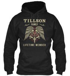 TILLSON Family - Lifetime Member